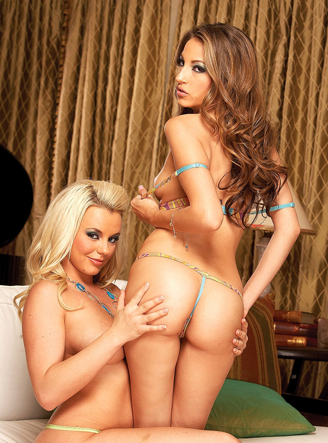 Bree Olson and Jenna Haze, blog tetonas me gustan