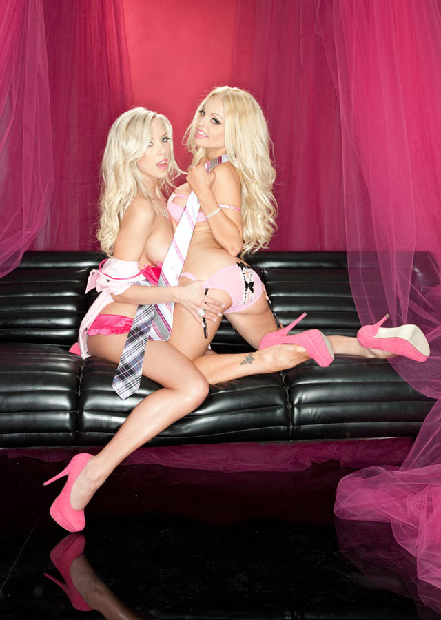 Bibi Jones and Jesse Jane, blog tetonas me gustan